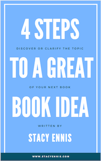 4 Steps to a Great Book Idea